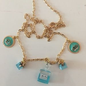 """TIFFANY """"inspired"""" Necklace"""